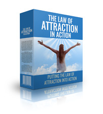 The Law of Attraction in Action : Pdf eBook Free shipping