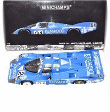 Minichamps Porsche 956L Le Mans 1983 Andretti, Alliot, #21, 1:18, OVP, K036