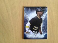 Andrew McCutchen 2015 Topps Triple Threads Blue Parallel Card 30/50