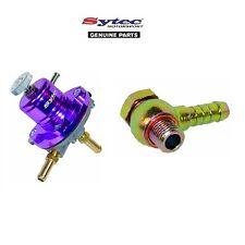 Regulador De Presión Combustible MSV Ajustable + Toyota Celica GT4 ST Adaptador De Riel de combustible