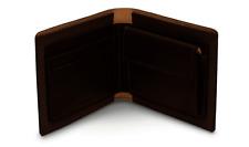 Genuine BMW Brown Wallet X Calf Leather 12X9.5 CM 80212454848