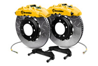 Brembo GT BBK Big Brake Kit 6pot Front for 2005-2011 Porsche 997 C25 1M3.8004A5