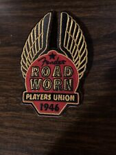 1946 Fender Guitar Road Worn Players Union Patch