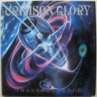 CRIMSON GLORY Transcendence ORG US 1988 LP Heavy Metal Classic