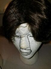 Short Wig by Heart of Gold Brown Color 4 Size A Style HG 111 UNITY