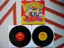 "Westworld Ba-Na-Na-Bam-Boo / Sonic Boom Boy Vinyl 2x 10"" RCA UK 1987 Double Pack"