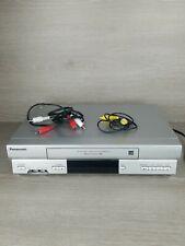 New listing Panasonic Pv-V4525S 4-Head Hi-Fi Stereo Vhs Player Tested Working No Remote