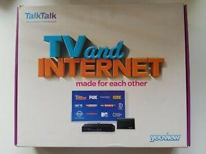 TalkTalk YouView Huawei DN370T Set Top Box 320GB PVR Freeview Digital Recorder