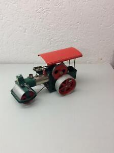 """Wilesco Dampfmaschine Dampfwalze """" Old Smoky """" !! ab 1 Euro !!"""