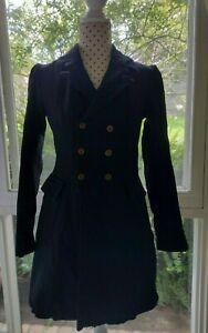 COMME Des GARCONS Women's Coat - Black