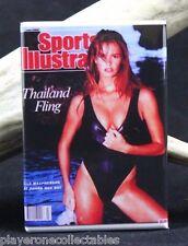 Sports Illustrated Elle MacPherson - Fridge Magnet. Pinup Girl. Swimsuit Issue