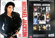 Michael Jackson Calendrier 2012 Calendar Kalender Poster Posters OFFICIAL