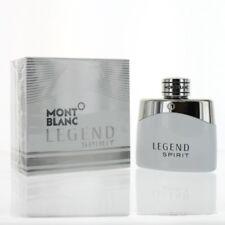 MONT BLANC LEGEND SPIRIT by Mont Blanc 1.7 OZ EAU DE TOILETTE SPRAY NEW Box Men