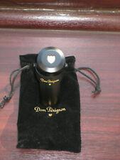 Dom Perignon Champagne Pewter Fizz Saver/Bouchon/Stopper Brand New In Pouch