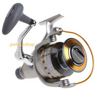 Yoshikawa Coarse Fishing Spinning Reel 11BB  Baitfeeder Offshore Carp 3000-6000