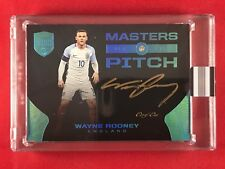 ONE of ONE -- WAYNE ROONEY -- 2018 EMINENCE Soccer -- DIAMOND AUTO  #1/1 ENGLAND