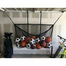 Large Hanging Storage Net for Toys Basketballs Soccer Pool Floats Net Organizer