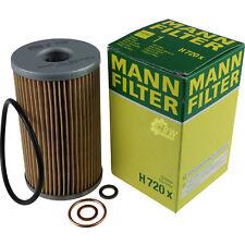 Original MANN-FILTER Ölfilter Oelfilter H 720 x Oil Filter