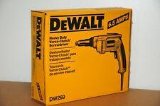 DEWALT DW269 6.5-Amp Screwdriver