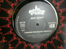 "MAXI 12"" EDDY GRANT Do you feel my love? / symphony for Michael AZ1030"