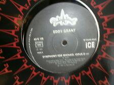 "MAXI 12"" EDDY GRANT Do you feel my love? / symphony for Michael AZ1030"