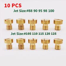 5mm Carb Large Round Main Jets 10pcs(#88 90 95 98 100 105 110 115 120 125)