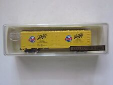 Vintage  N Scale Model Power Collector Car No.3721  Schlitz Refrigerator Car
