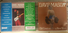 Old Crest on a New Wave - Dave Mason