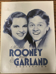 Mickey Rooney & Judy Garland Collection. 4 CD's Please See Pictures For Titles.
