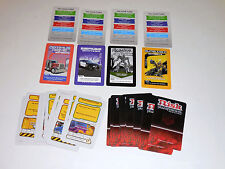 RISK Transformers Cybertron Battle Edition Game 42 Upgrade Replacement Cards