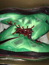 Lebron James Nike Og X 10s Cutting Jades Size 12 Chinese New Years