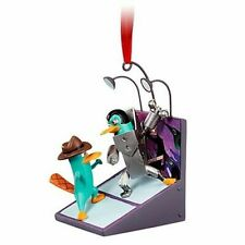 Disney Channel Christmas Tree Agent P Phineas And Ferb Ornament