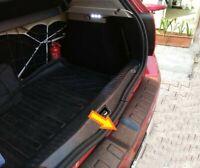2013Up Dacia Sandero Stepway Rear Bumper Protector Scratch Guard ABS Plastic