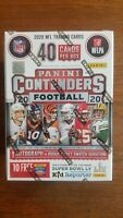 New Sealed 2020 Panini Contenders NFL Football Retail Blaster Box 40 Cards