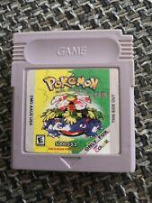 Pokemon Nintendo Game Boy Color !!Selten!!