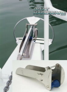 SARCA BOAT BOW SPRIT 1-2 Stainless Steel Suit Anchor Winch 3 year Wty AUST Made