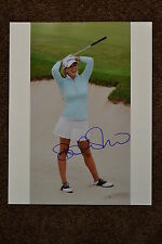 BELEN MOZO SIGNED AUTOGRAPHED 11X14 PHOTO PICTURE WITH PROOF HOT LPGA SEXY