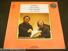 VINYL LP - RODRIGO - VILLA-LOBOS - JOHN WILLIAMS - BARENBOIM - CBS 76369