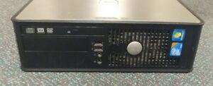DELL OPTIPLEX 780 SFF PC INTEL CORE 2 DUO 3.0GHz  160GB 3GB WINDOWS 8 quantity