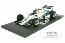 Williams Ford FW08C - Jacques Laffite  Formel 1 1983 - 1:18 Minichamps 117830002