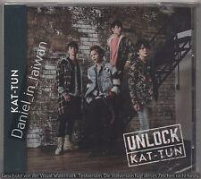 KAT-TUN: Unlock (2016) CD & & DVD & PHOTO CARD VERSION B SEALED