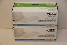iRobot Braava jet Dry Sweeping Pads 2 boxes.