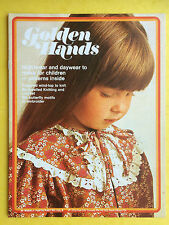 Golden Hands - Part 59, Crochet, Knitting, Dressmaking, Embroidery, Magazine