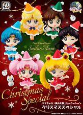 Japan P/BANDAI Petit Chara SAILOR MOON : CHRISTMAS SPECIAL VERSION SET