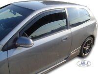 Honda Civic SPORT Type R  EP2 mk7 2001- 2005 Wind deflectors 2pc set TINTED HEKO