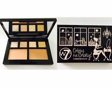 W7 Glow for Glory Illuminating Palette 4 G5 G
