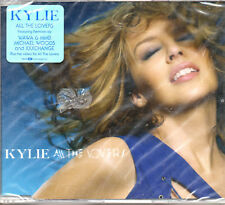 "KYLIE MINOGUE ""ALL THE LOVERS"" RARE CD MAXI WITH VIDEOCLIP / NEW & SEALED"