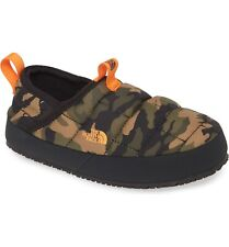 The North Face Boys Thermal Tent Mule II Water Resistant Camouflage Slippers 5