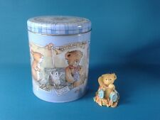 Michael Wood Creations Rambling Ted  Swept Away with Tin