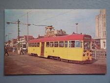 R&L Postcard: Blackpool One-Man Tram No.5, Pike Cards